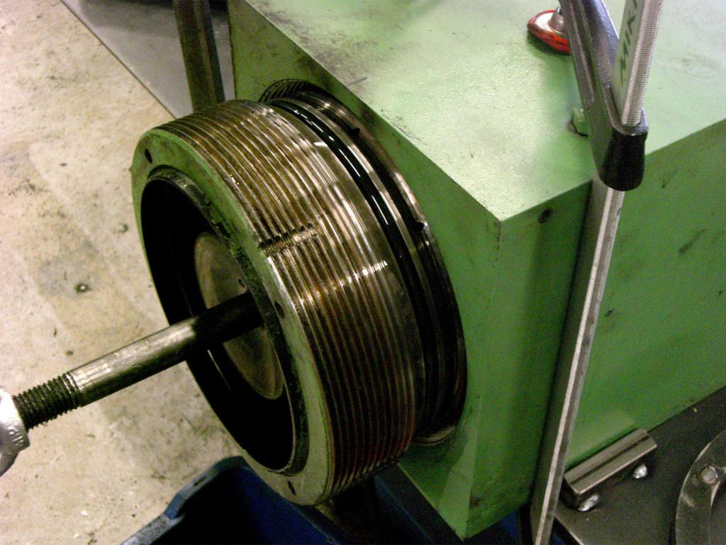 1_0017_9 Reparation av press cylinder verkstad i Rundvik